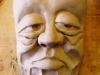 Modellierte Maske