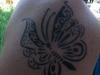 Tattoo an Schulter